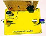 #8: Laser Security Alarm Science Projects
