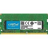 Crucial CT16G4SFD8266 16GB Speicher (DDR4, 2666 MT/s, PC4-21300, Dual Rank x8, SODIMM, 260-Pin)