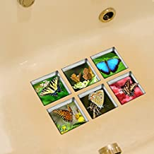 GFEI 3D de bañeras / baldosas, impermeable pegatinas / tablas, personalizado pegatinas / KTV Bar Decoracion Stickers,S