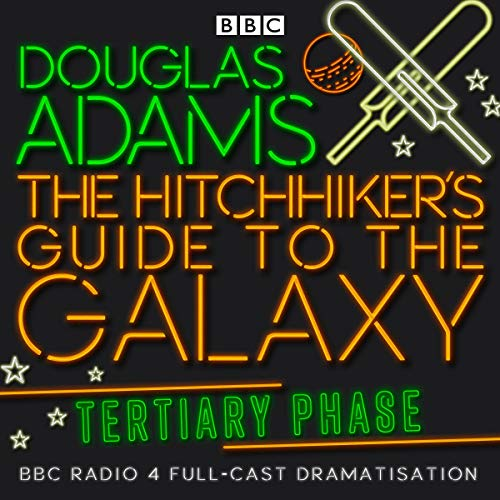 The Hitchhiker's Guide to the Galaxy, The Tertiary Phase (Dramatised) - Cricket-cast