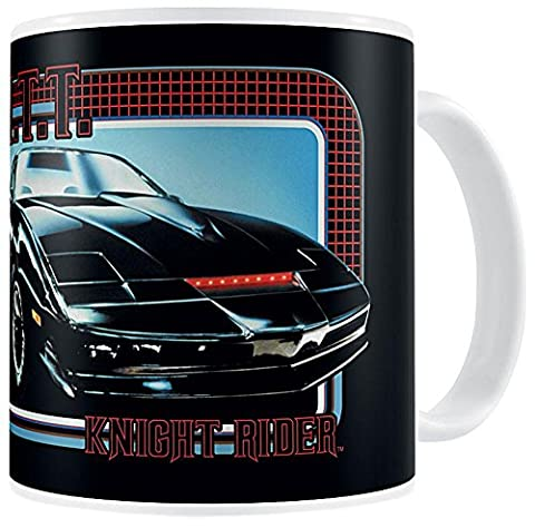 K 2000 Knight Rider - Mug K.I.T.T