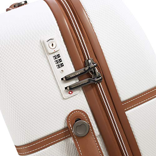DELSEY PARIS CHATELET AIR Luxus Trolley / Koffer 67cm mit gratis Schuhbeutel und Wäschebeutel 4 Doppelrollen TSA Schloss - 8