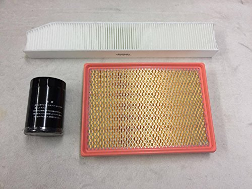 WINFIL NTY Luftfilter, Ölfilter und Innenraumfilter Grand Cherokee WK 3.7L 2005-2008 (2005 Grand Cherokee ölfilter)