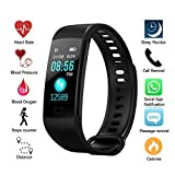 New 2019, Smart Watch, Sports Fitness Tracker, Heart Rate, Blood Pressure, Blood Oxygen