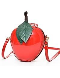 Amazon.it: borse bambina Rosso: Abbigliamento
