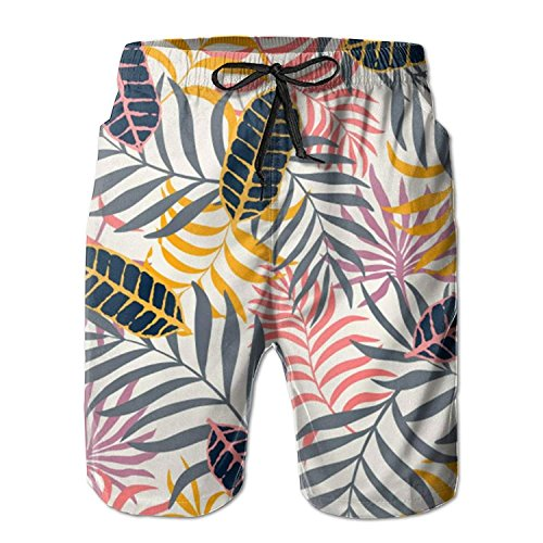 e93aa6eaca594 Beach Shorts Pineapple Man's Breathable Swim Trunks Exercise Board Pant
