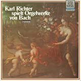 Karl Richter , Johann Sebastian Bach - Karl Richter Spielt Orgelwerke Von Bach - Telefunken - 6.41142 AQ