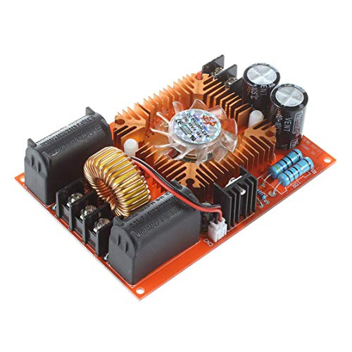 LouiseEvel215 ZVS Tesla Coils Flyback Driver Placa