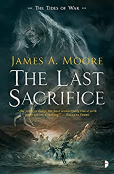 The Last Sacrifice by [Moore, James A.]