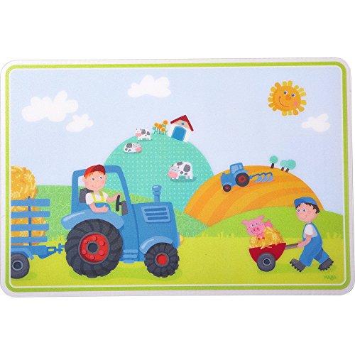 Preisvergleich Produktbild Haba 302822 Kinder-Tischset Traktor