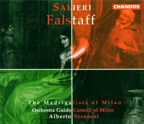 Salieri : Falstaff