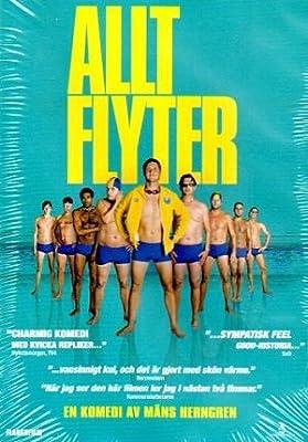 DVD Männer im Wasser AUF SCHWEDISCH: Allt Flyter