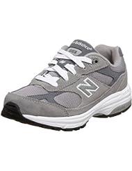 New Balance KJ 993 GRP - Zapatillas para niño Gris gris