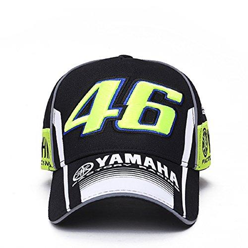 Yamaha Cap VR46,Official Team Moto GP, Valentino Rossi, Replik, 2017