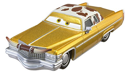 Disney/Pixar Cars Tex Dinoco Vehicle by Mattel