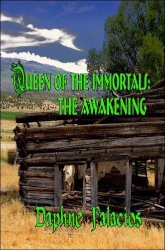 Queen of the Immortals Cover Image
