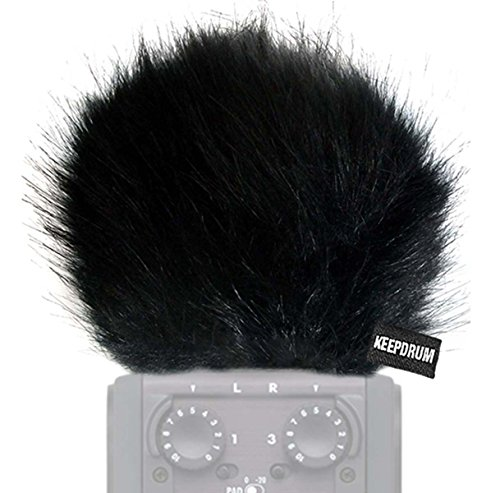 Keep per grancassa BK protezione antivento per Zoom H6 Custodia registratore Digital Recorder