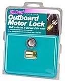 McGard Lock Outbord Motor Diebstahlschutz, silber, 74054SU,