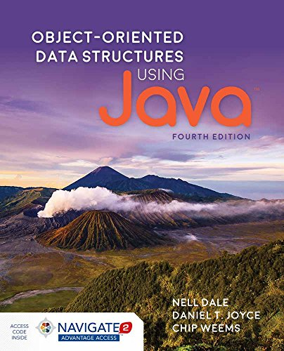 Object-Oriented Data Structures Using Java Java Chip