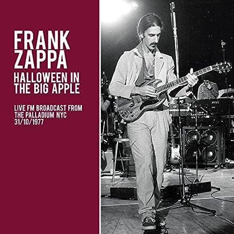 Zappa In New York - Halloween in the Big Apple Radio Broadcast