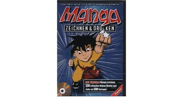 Manga Zeichnen Drucken Amazonde Software