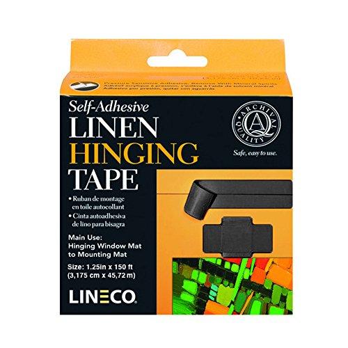 linen-adhesive-hinge-tape-blk-125inx150ft