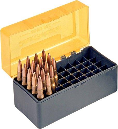SMARTRELOADER - Ammo Box #7 - Boîte à munitions pour Cartouches Calibre .223 Remington, pour 50 Cartouches