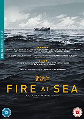 Fire At Sea [DVD] [UK Import]