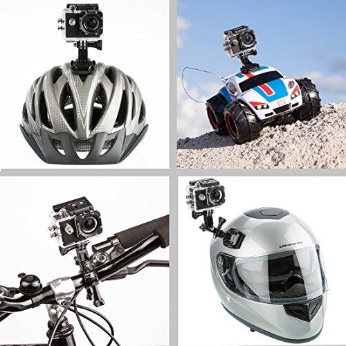 Ultrasport Sport und Actionkamera Umove HD 60 Ready, Schwarz, 331400000141 - 4