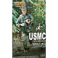 """Elite Force: USMC """"Captain Arthur Fenton"""" Military Action Figure by Blue Box Toys"""