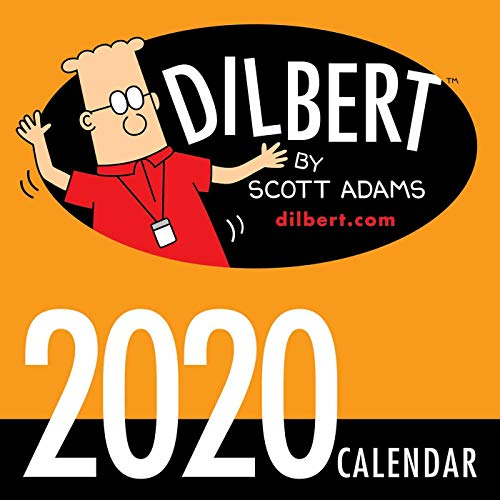 Dilbert 2020 Calendar par Scott Adams