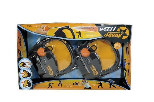 Simba Toys  107208110 - Squap Fangballspiel Speed Version