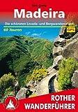 Madeira. Die schönsten Levada- und Bergwanderungen. 60 Touren. Mit GPS-Tracks von Rolf Goetz (3. März 2015) Taschenbuch
