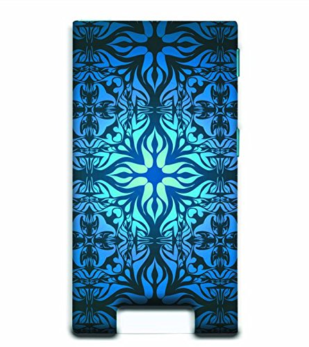 Fuson Designer Phone Back Case Cover Apple iPod Nano 7 :: Apple iPod Nano 7th Generation ( A Classic Curvy Symmetrical Pattern )  available at amazon for Rs.469