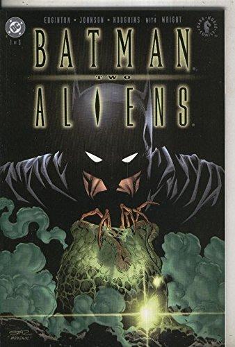 Batman & Aliens numero 1