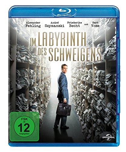 Bild von Im Labyrinth des Schweigens [Blu-ray]