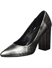 JY16R27-1, Escarpins Bout Fermé Femme, Noir (Black), 40 EUGiudecca