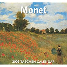 Monet 2009: Tear-off (Abreißkalender) (Tear Off Calendar)