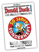 Die tollsten Geschichten von Donald Duck - Jubiläumsalben-Box: Das Beste von 1965 bis heute hier kaufen