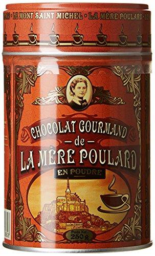 Biscuiterie Mère Poulard Chocolat Gourmand En Poudre 250 g