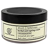 Best Anti  Cream - Khadi Herbal Anti Ageing Cream, 50g Review