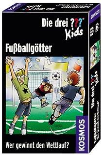 Kosmos 699499 - Die drei ??? Kids Fußballgötter (B0038U3EMA) | Amazon Products