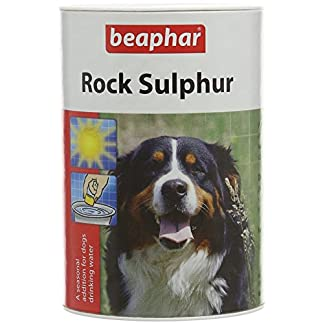 Beaphar Rock Sulphur 100 g 20