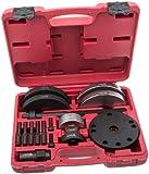 Asta A-H162 Radlager Werkzeug Satz 62 mm für VAG 16-tlg. Abzieher De-Montage Set Lupo Kompaktlager Ausdrücker