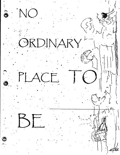 No Ordinary Place To Be (English Edition)