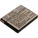 Batterie pour Emporia TELME E1000, E1200de TELME E1200, TELME C121, AK (AK-E1200, BAT E1200)