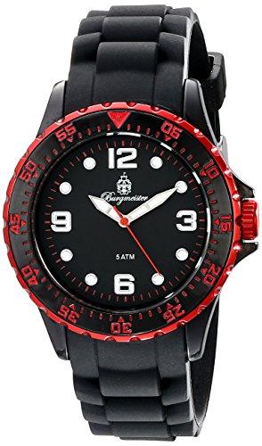 Burgmeister Reloj Analógico Cuarzo Dark Sky BM605-622D