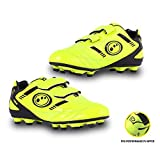 Football Boot Moulded Stud JNR - Yellow 8