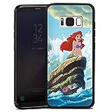 DeinDesign Samsung Galaxy S8 Silikon Hülle Case Schutzhülle Disney Arielle Die Meerjungfrau Geschenke Merchandise
