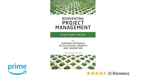 reinventing project management the diamond approach to successful growth innovation